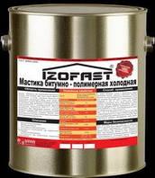Мастика битумно-полимерная для фундамента IZOFAST 20 кг