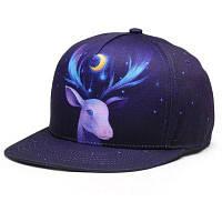 Смазливая трехмерная овечьей шкуре украшенная хип-хоп бейсбольная шляпа Синий