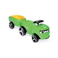 Авто детское с прицепом FARMEE+CAREE