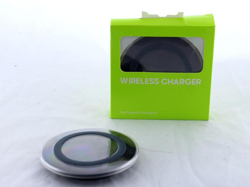 Адаптер для телефона беспроводной S6 QI wireless charger