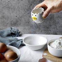 Прекрасный керамический сепаратор яиц Цветной