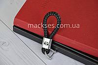 Брелок кожаный Mackses Toyota Черный