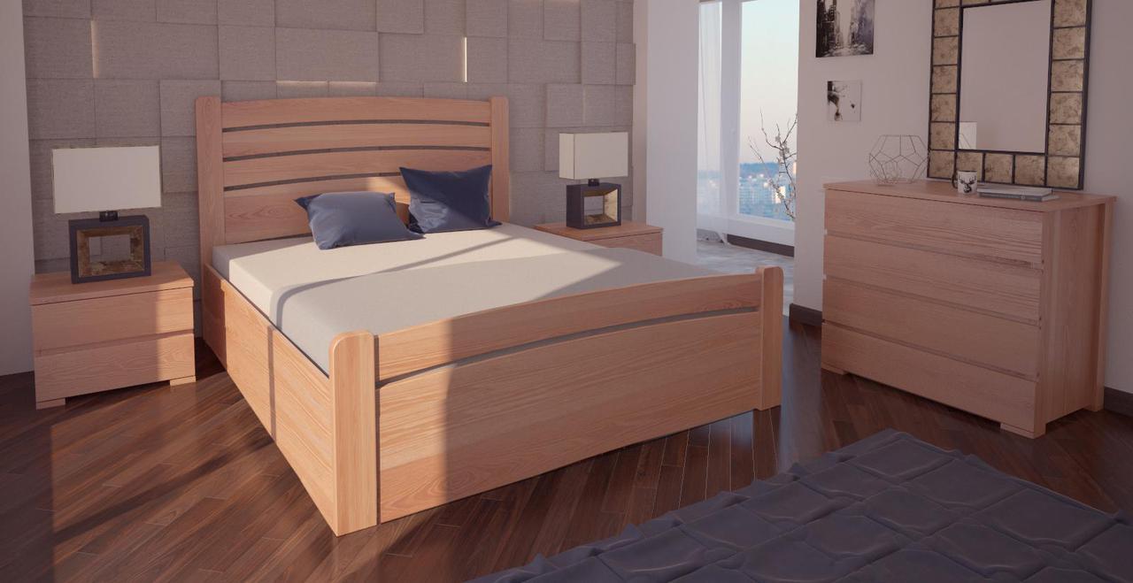 Кровать ХМФ Сидней-3 с механизмом (90*200)