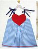 Детское платье - Сердечко -  Хлопок 100%
