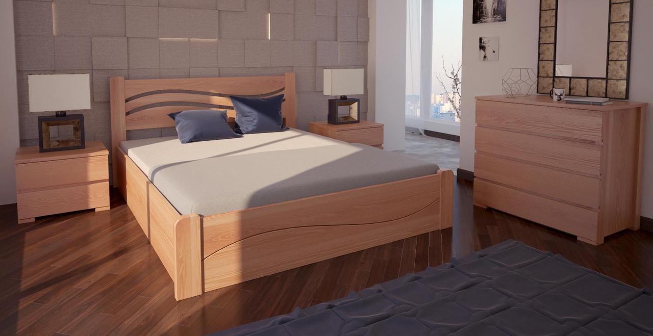 Кровать ХМФ Женева с механизмом (90*200)