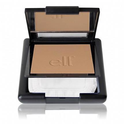 Компактная пудра для лица e.l.f. Studio Pressed Powder - Almond, фото 2
