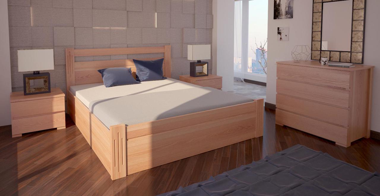 Кровать ХМФ Вена с механизмом (90*200)