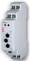 Реле контроля напряжения и послед. фаз HRN-54  3x400AC (3F, 1x8A_AC1) без нейтрали