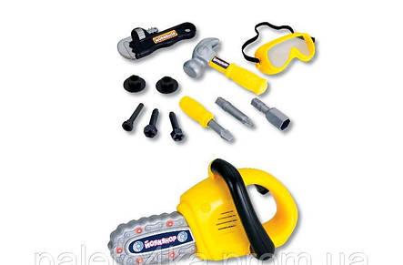Детский игровой набор инструментов  Моя мастерская, фото 2