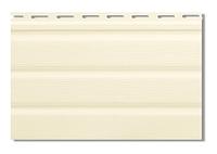 Сайдинг Альта Софит (потолочная панель) 0,235*3м Кремовый