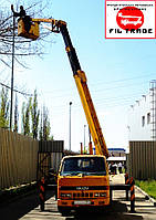 Аренда (услуги) строительной техники автовышка - Алупка, Алушта, Судак, Ялта