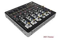 4All Audio MIP-6 mixer пассивный микшерный пульт 6 каналов