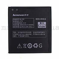 Аккумулятор Оригинал Lenovo BL209 A706, A788T, A820E, A760, A516, A378T, A398T 2000mAh