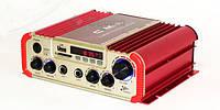 Усилитель звука CM-2047U, 2 по 25 Вт