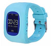 Детские смарт часы  с GPS, LBS, AGPS (Q50) PS