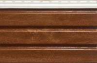 Сайдинг Альта Софит (потолочная панель)  0,235*3м Дуб Золотистый (Ламинированный)
