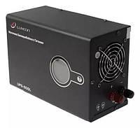 ИБП 300Вт под внешний аккумулятор 12В LUXEON UPS-500L