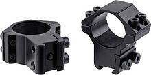 """Кріплення-кільця Beeman FTMA011, 1"""", 11 мм, низьке"""