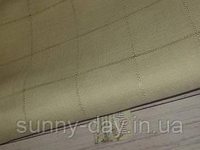 7556/28, Silvretta, цвет - Antique White Gold/молочно-кремовый с золотистым люрексом, 28ct