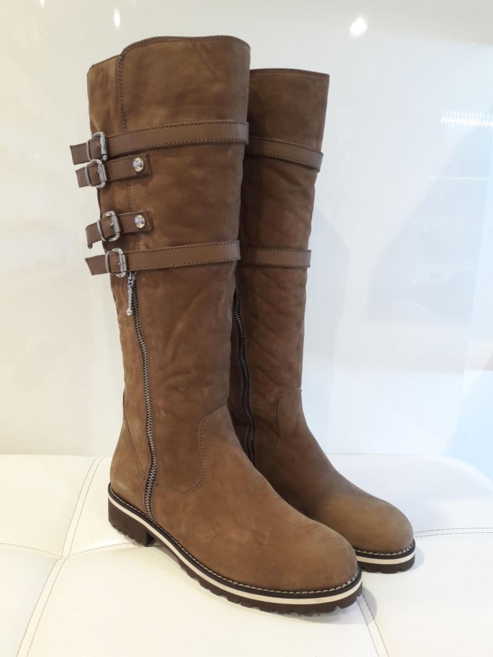 Чоботи Etor 3048-3315-96009 коричневі