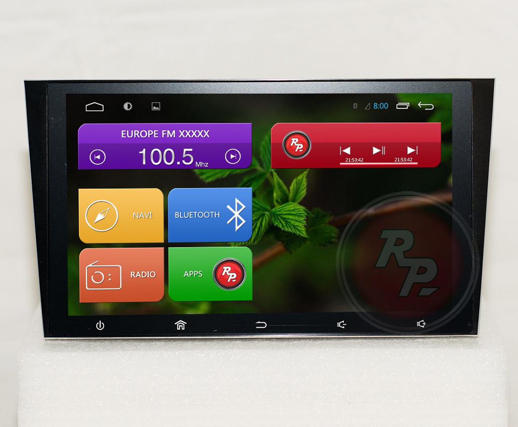 Штатная автомагнитола Redpower RP51009RIPS DSP для Honda CR-V 2006-2012 на Android 7.1.1