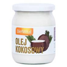 Кокосовое масло DietWital olej kokosowy 500ml Польша
