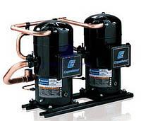 Компрессор холодильный спиральный Copeland ZRT250KCE-TFD-275
