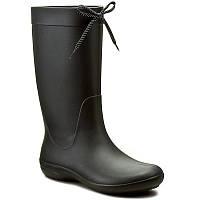 Резиновые сапоги CROCS - Freesail Rain Boot 203541 Black