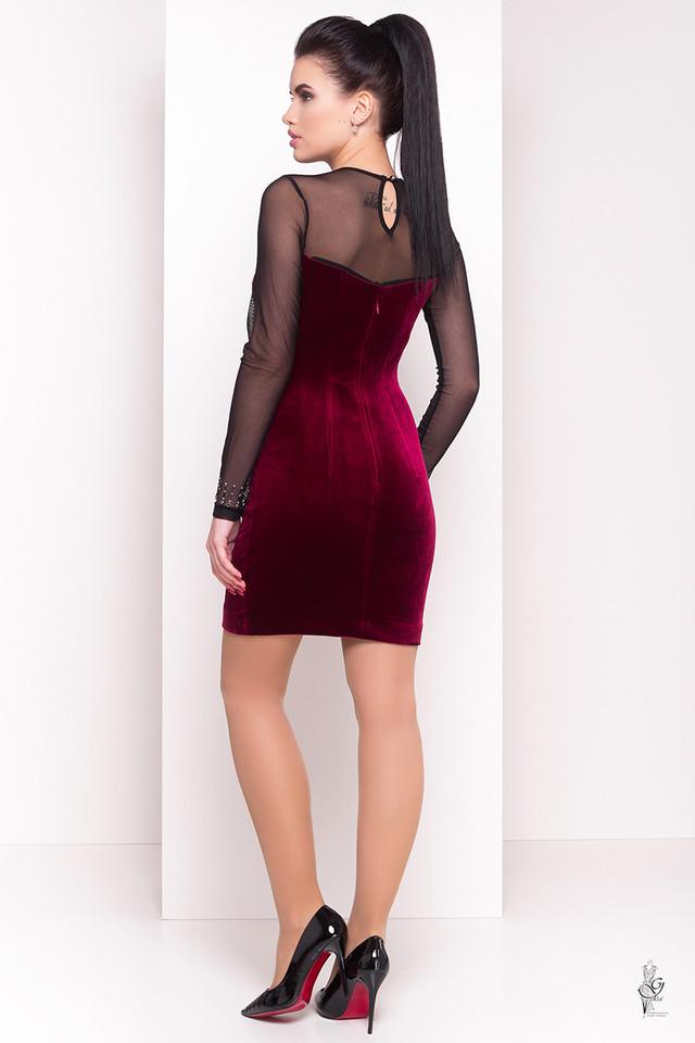Фото-1 Облегающего платья Виолет-2