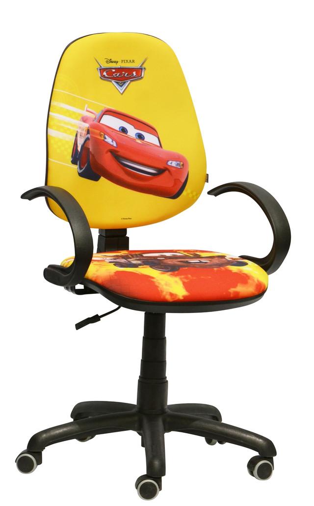 Кресло Поло 50 АМФ-5 Дизайн Дисней Тачки Молния и Мэтр.