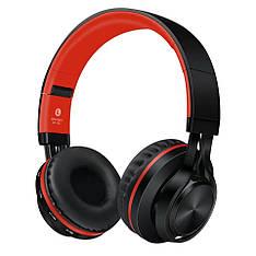 Бездротові навушники Sound Intone BT-06 Black-Red