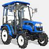 Трактор ДТЗ 4244К (24л.с.,4х4, гидроус. руля, кабина с отоплением)