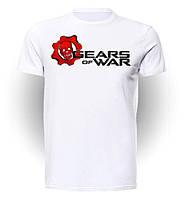 Футболки Шестерёнки Войны Gears of War