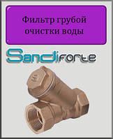"""Фильтр грубой очистки воды SD Forte 1 1/2"""" ВВ"""