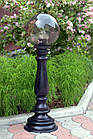 Чугунный столбик (фонарь уличный) уличного освещения №2, фото 2