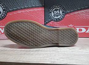 Туфли мужские из натуральной кожи МИДА 110702, фото 3