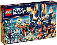 LEGO NEXO KNIGHTS Королевский замок Найтона (70357)