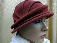 Шляпы RABIONEK из шерсти с полями, коричневый цвет
