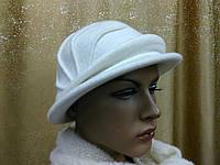 Шляпы RABIONEK из шерсти с полями, белый цвет