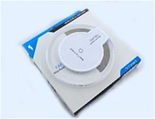 Адаптер для телефона беспроводной K9 QI wireless charger (4080 мон), фото 3