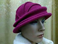 Шляпы RABIONEK из шерсти с полями, цвет фуксия, фото 1