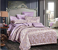 Жаккардовое постельное белье love you Тн 17015 размер двуспальный евро