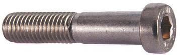 Винт М6 DIN 7984 с внутренним шестигранником и низкой цилиндрической головкой | кл. пр. 8.8, фото 2