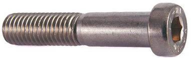 Винт М6 DIN 7984 с внутренним шестигранником и низкой цилиндрической головкой   кл. пр. 8.8