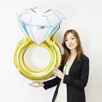 YEDUO Lover Свадебный брак Balloon Diamond Balloon Bride Ring Engagement Foil Валентина Воздушные шары Партийные игрушки Цветной