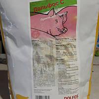 Премікс дольфос для свиней 2 кг. Польша