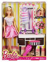 Barbie Doll with Hair Accessory. Барби с аксессуарами для волос  Оригинал