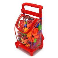 WUIBN Дети Образование Игрушка Большие размеры Строительные блоки Игрушка 96шт. Цветной