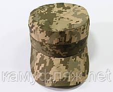 Камуфляжная кепка пиксель, фото 2