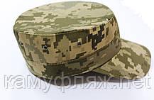 Камуфляжная кепка пиксель, фото 3
